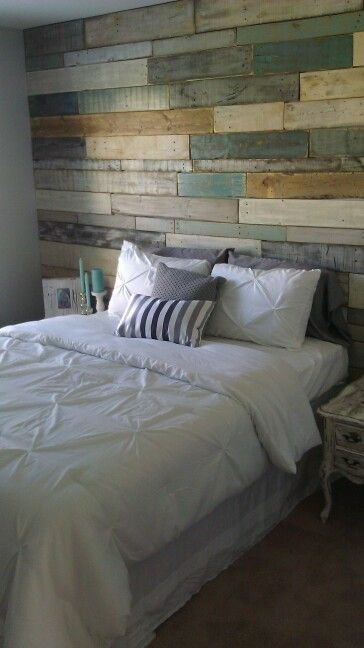 Pallet wall!