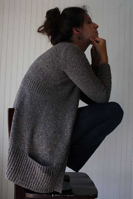 Think this might be quite near the top of the 'must knit' list! Linney Cardigan  by Amy Christoffers