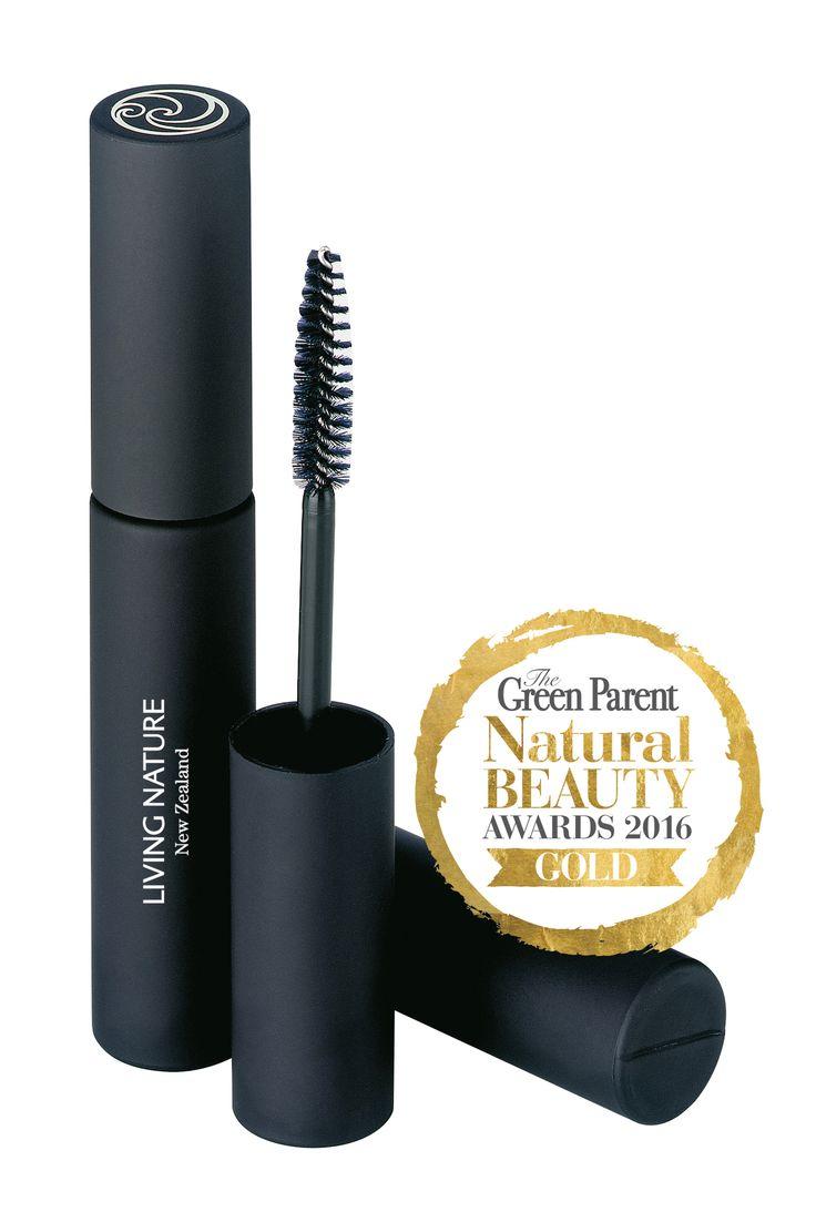 Living Nature Mascara - Jet Black, Won Gold at the Green Parent Natural Beauty awards