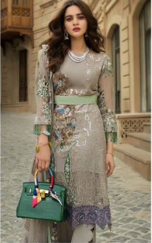 5e7b134865 Deepsy Gulbano 5 Georgette With Heavy Embroidery Suit 300-1015 ...