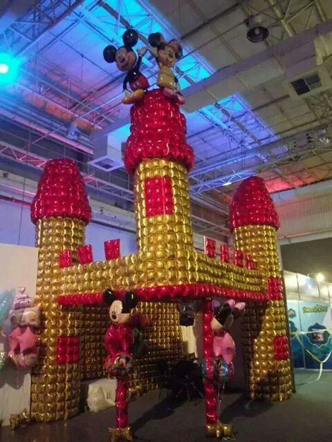 1000 images about dancefloor balloon canopy on for Balloon decoration chicago