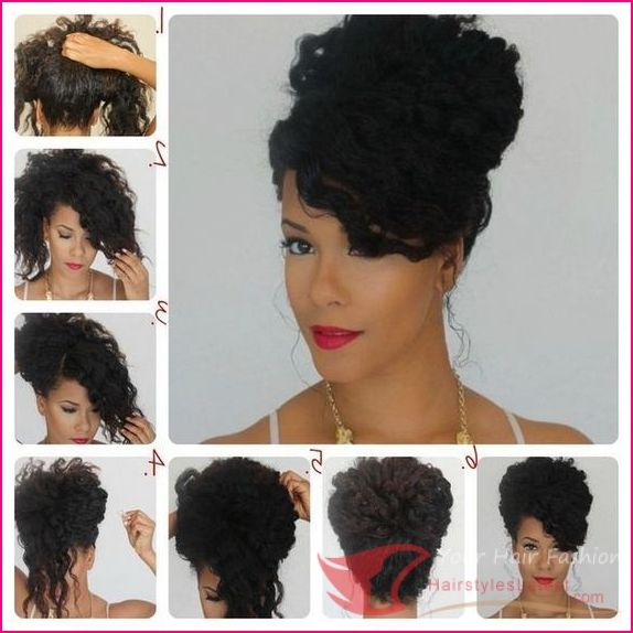 awesome 14 Beautiful Pretty Styles For Naturally Curly Hair ,