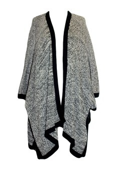 Piper Lane salt and pepper cape $139.95 | threads and style