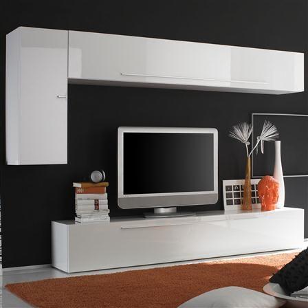 114 best MEUBLE TV LIVING ROOM images on Pinterest | Entertainment ...