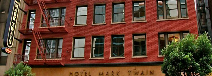 Hotel Mark Twain | Lost In The USA