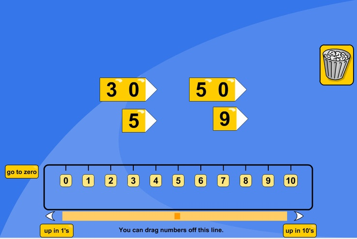 Adding 2-Digit Numbers: An activity to model a variety of different concepts and strategies around partitioning.
