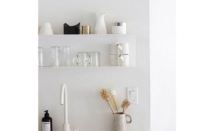 Keuken Planken Gamma : Meer dan 1000 idee?n over Zwevende Planken Keuken op Pinterest