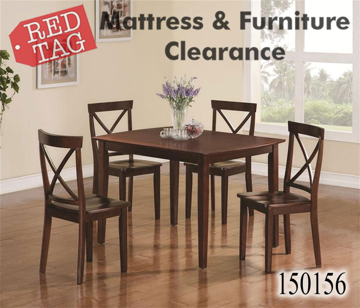 32999 5 Piece Dining Room Set 150156 This By Coaster Includes