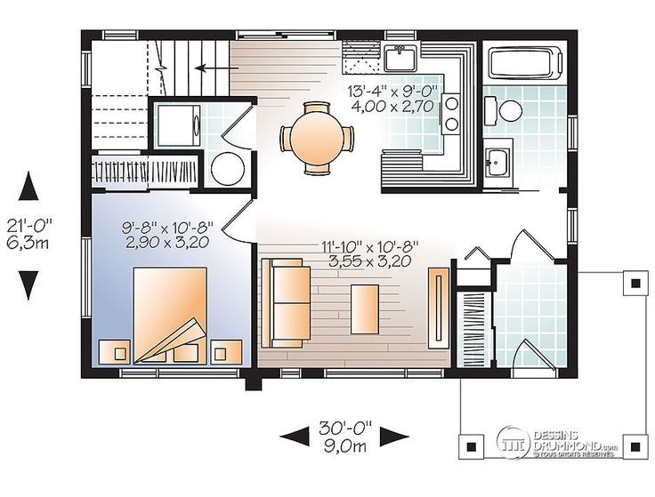 38 best new images on Pinterest Floor plans, House blueprints and