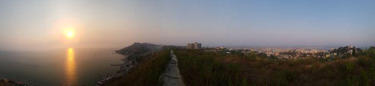 Dürres, Albania #cityviews#seaviews#onthetop#