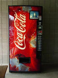 Paranormal-Series: Vending Machine Deaths