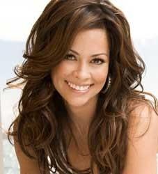 Love Brooke Burkes hair color $24.99 rayban sunglasses http://www.okglassesvips.com