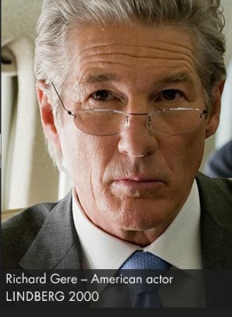 Richard Gere wears Lindberg. Get yours today at Sanctuary Cove Optical