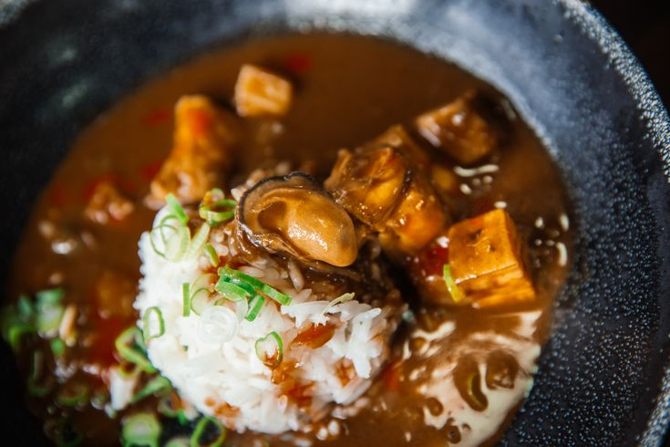 Manresa chef David Kinch shares his recipe for authentic Cajun Gumbo.