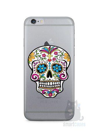 Capa Iphone 6/S Caveira Mexicana