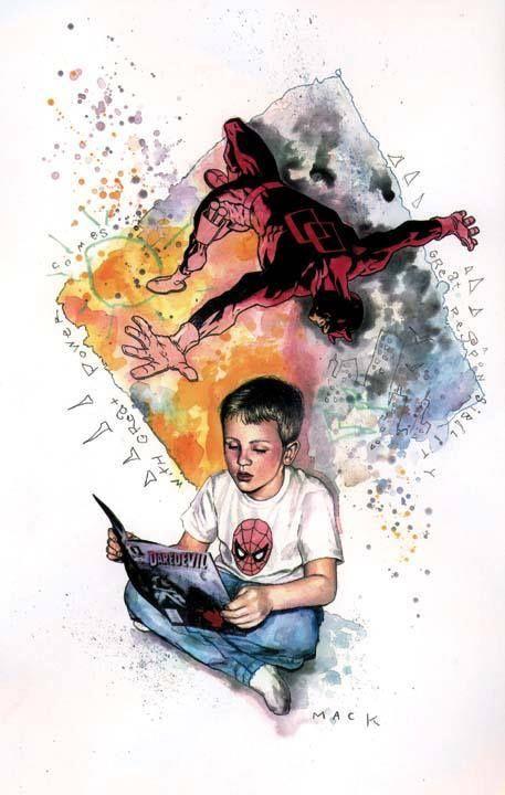 Daredevil by David Mack *