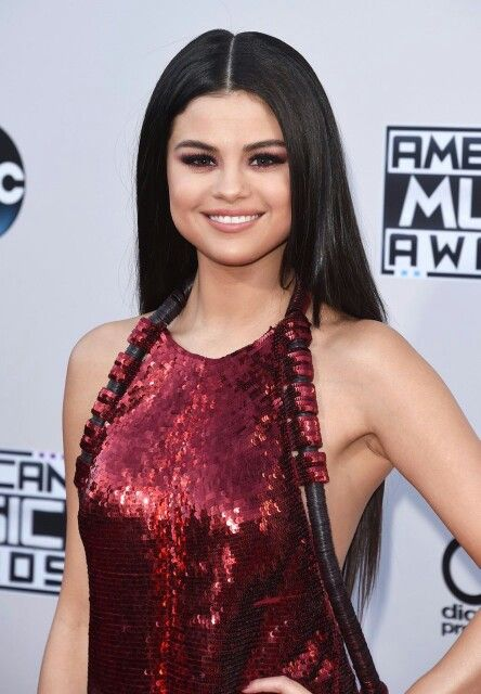 Selena Gomez.  Actress & singer.   Her father is ofMexicandescent while her mother, who was adopted, has someItalian ancestry.