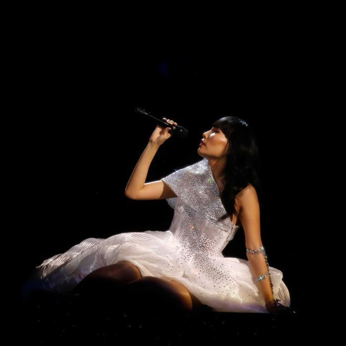 Australia's Dami Im has come second in the final of Eurovision, wowing the crowd in Sweden with her performance of the song, Sound of Silence.