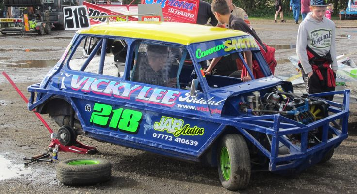 ORCi Ministox - based on 1000cc Mini, 11 to 16 year olds, limited contact formula.