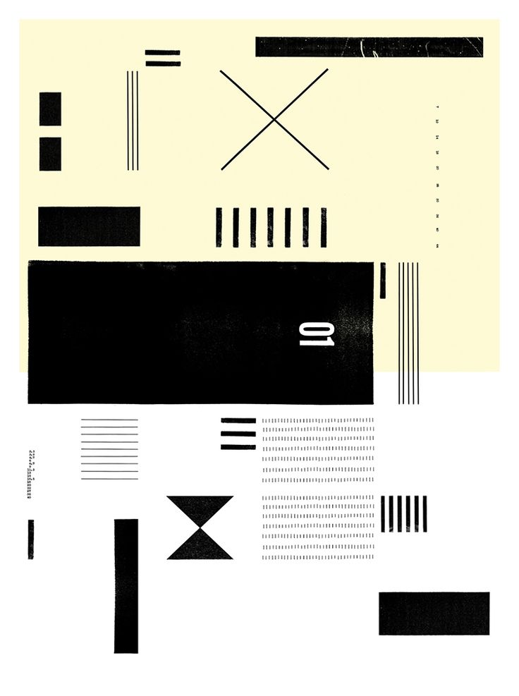 Mies van der Rohe poster set designed by Mike McQuade