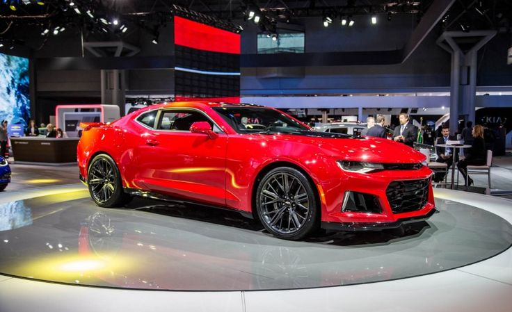 It's hard not to be at least a little bit awestruck by Chevrolet's 640-hp Camaro ZL1. Whether you consider the ZL1 a Corvette Z06 - Reading between the lines—or, more appropriately—between the cars, concepts, and news stories that lit up the 2016 New York auto show. Read the takeaways at Car and Driver.