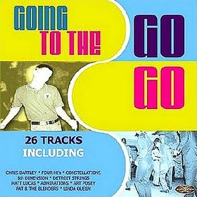 Various Artists - Going to the Go-Go - album cover