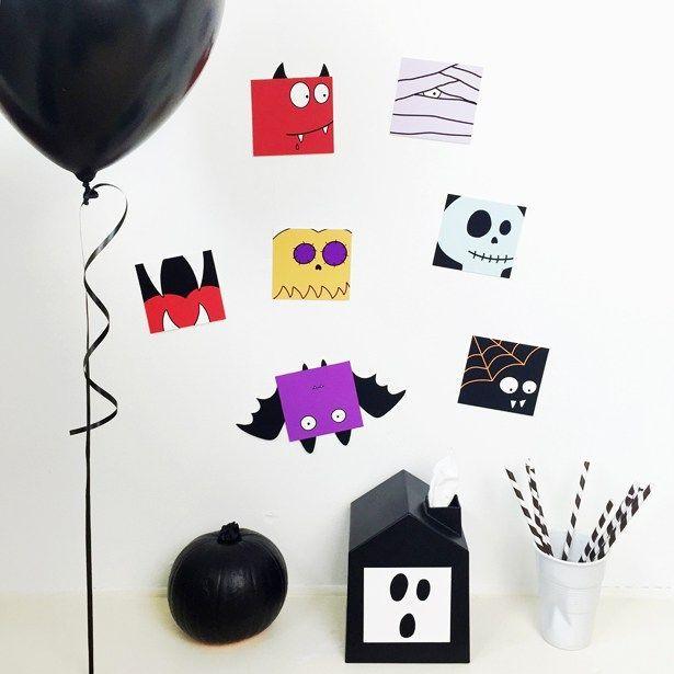 Ungewöhnlich Halloween Druckbare Spiele 2 Bilder - Ideen färben ...
