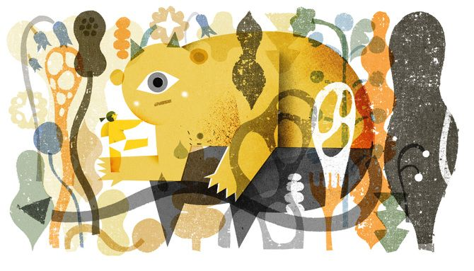Weekly illustrations - Momotaro. - philip giordano