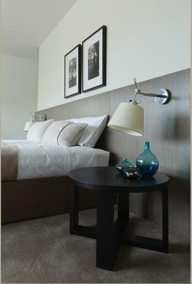 bedroom carpet : Chelsea hing Interior Design