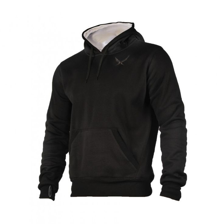 The stealth designed WPN. Reload Hoodie features super warm Dri-Shield fleece fabric to keep you warm in cooler climates but also pulls sweat away from the skin, keeping you dry and comfortable during workouts. It's soft stretch fabric gives a comfortable tailored fit that moves with you and thumb holes in the cuffs keep your hands warm on those cool winter mornings.