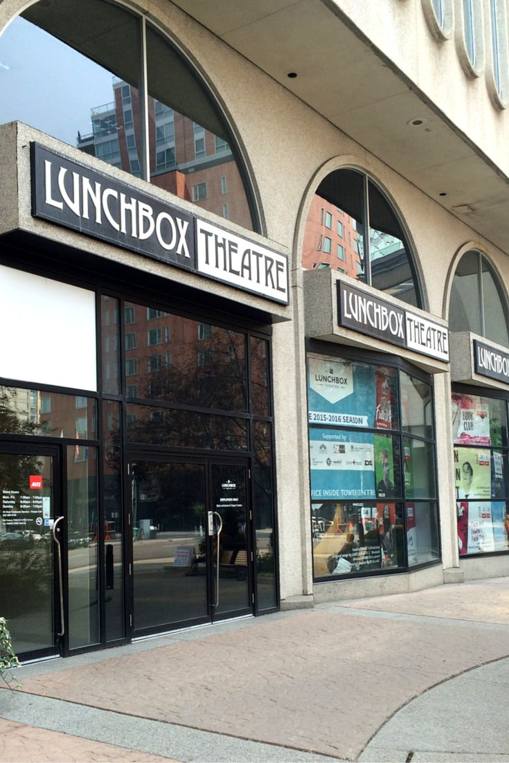 Lunchbox Theatre has brought energy and culture to Calgarians by providing them with a place to enjoy professional live theatre. Our productions explore socially relevant issues in a contemporary context that can take audience members to new places and open their eyes to new possibilities.