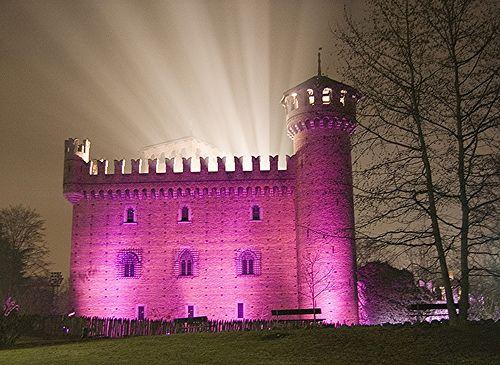 Borgo Medioevale, Turin Italy