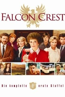 Falcon Crest....My favorite show in high school.....should have known then I'd love the red!