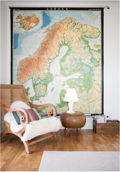 a beautiful map = beautiful art