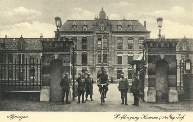 Snijderkazerne   Nijmegen