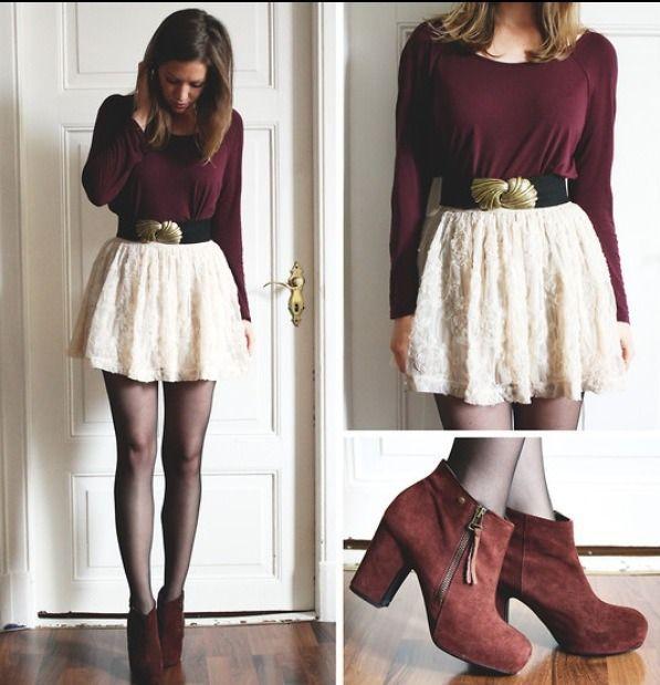 Lovely skirt ! Do you like ? de Naiky05