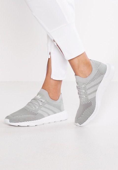 best selling various colors coupon codes SWIFT RUN PK - Sneaker low - grey two/footwear white/grey ...