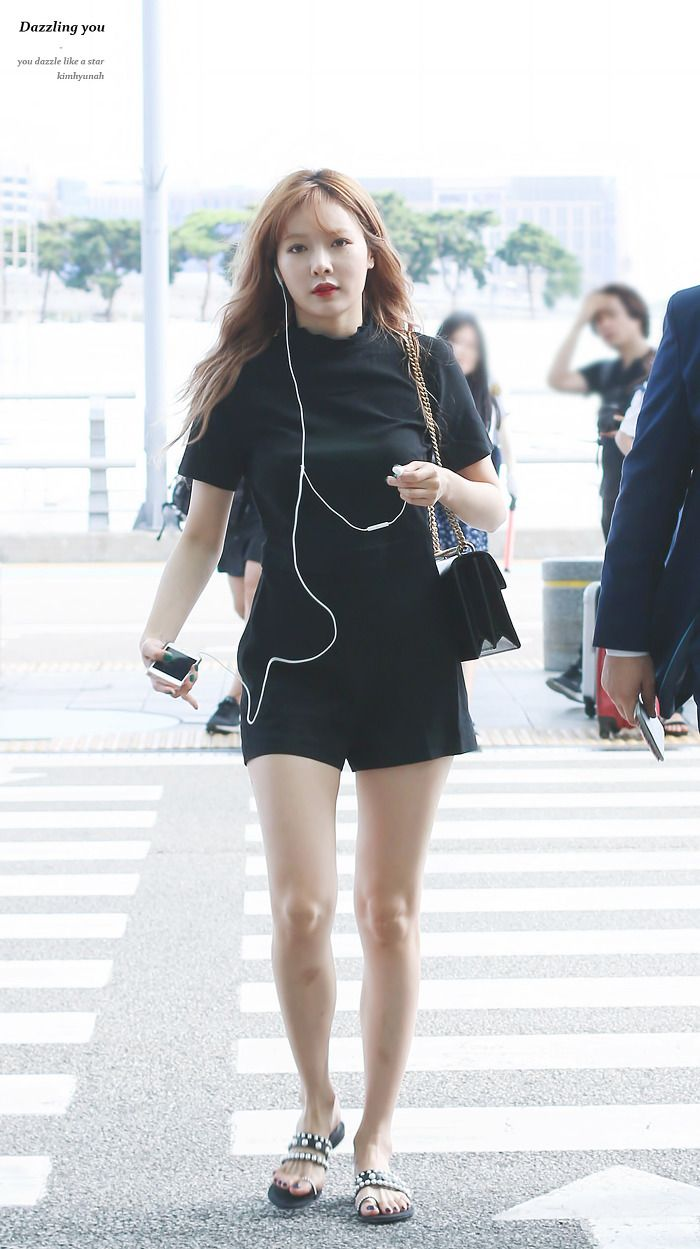 78 Best Hyuna Airport Fashion Images On Pinterest Airport Fashion 4minute And Kpop