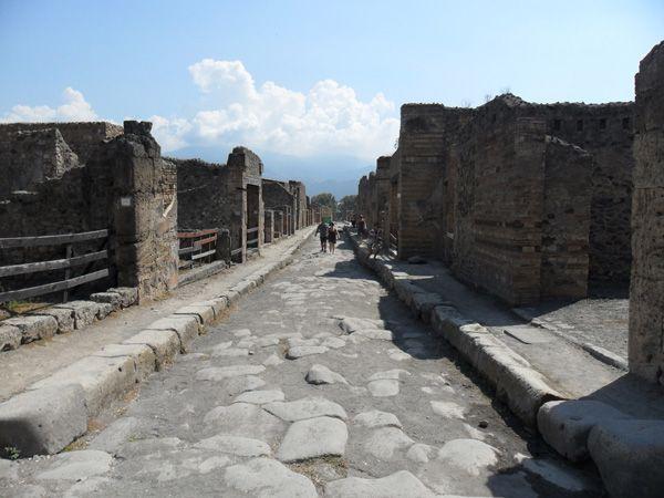 Ausgrabungen von Pompeji
