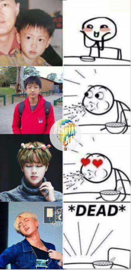 Oh yeah Jin, but you belong to RapMon