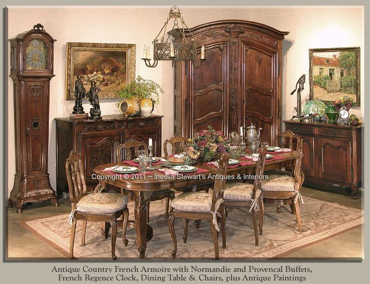 Victorian Style Dining Room Furniture | Antique Furniture ~ Relish The  Search! Part 60