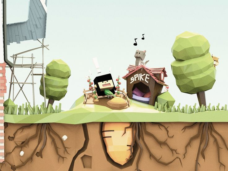 Daily Life on Behance