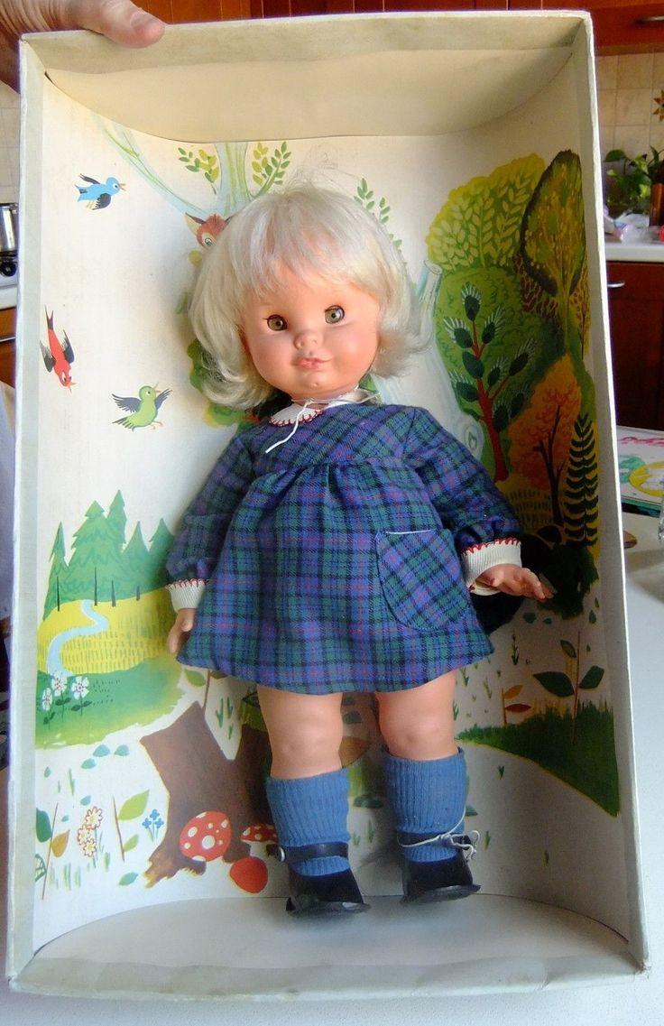 BAMBOLA DOLL FURGA GELSOMINA ANNI '60 CON SCATOLA ORIGINALE | Giocattoli e modellismo, Bambole e accessori, Bambolotti e accessori | eBay!