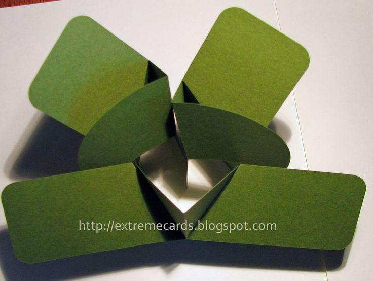 Как сделать всплывающие карты, подвижные карты, механический карты, sliceforms, архитектура origamic, киригами и необычные papercrafts.