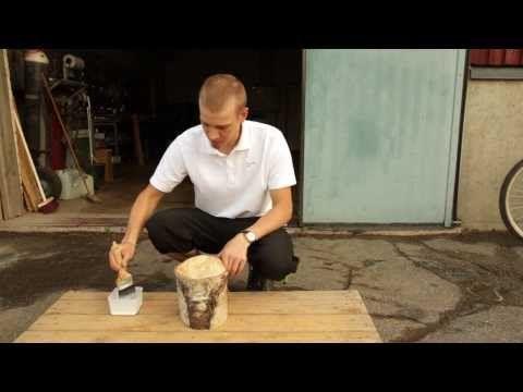 ▶ Hyönteishotelli - how to make a bee hotel - Pölyttäjien keinopesän valmistus…