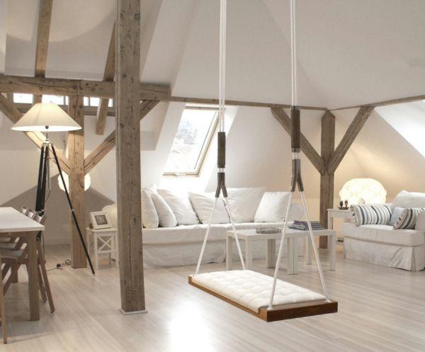 die besten 25+ dachschräge gestalten ideen auf pinterest - Schlafzimmer Gestalten Mit Dachschrge