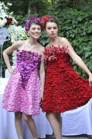 Цветочные Платья   art-бюро Tridvornova