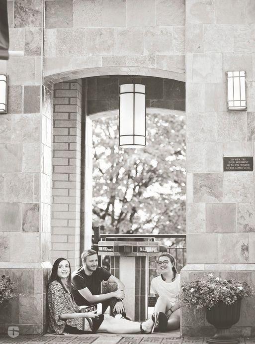 Student/university photography