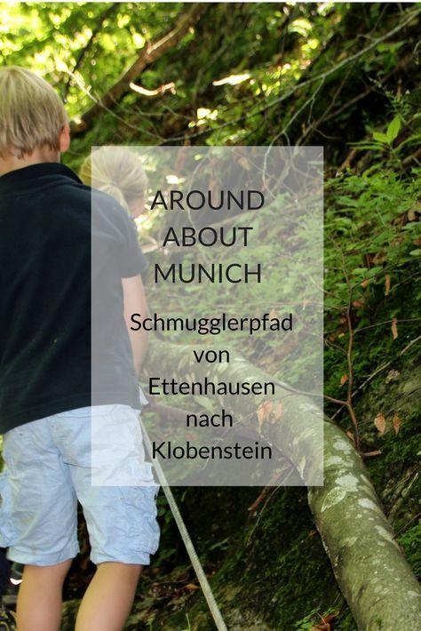Der Schmugglerweg von Ettenhausen nach Klobenstein im Chiemgau ist eine Empfehlung unserer Großeltern, die am Chiemsee leben. Eine leichte Wanderung an der Grenze zu Österreich, die Eure Kinder gut bewältigen können. Mit vielen Sehenswürdigkeiten, die gerade Kindern Spaß machen: einer Hängebrücke, einem gespaltenen Stein zum Durchmarschieren, und die Wallfahrtsstätte Maria Klobenstein mit einer schönen Gaststätte.  #wandern #ausflüge #kinder #familie #münchen #bayern