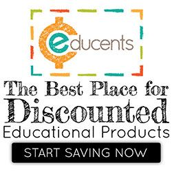 This site is amazing for great deals for educators, homeschoolers, and parents! LOVE LOVE LOVE IT!